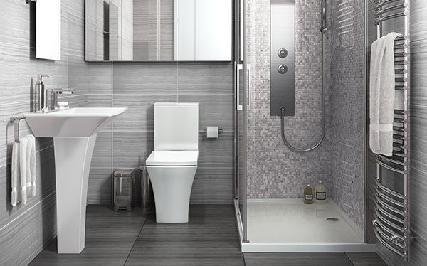 Bu0026Q Carapelle Bathroom