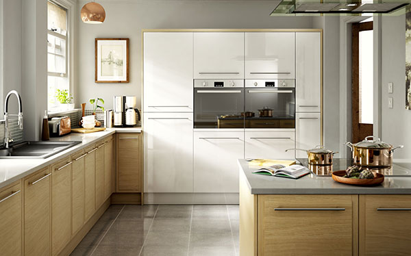 Kitchen Tiles For White Gloss