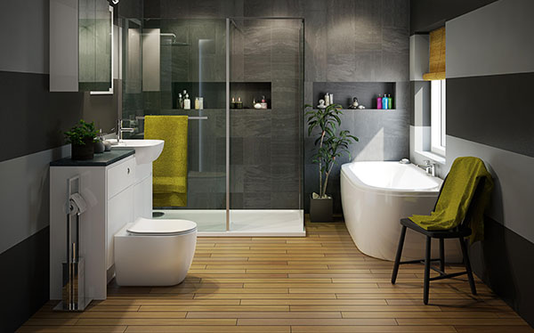 B q bathrooms which B q bathroom design service
