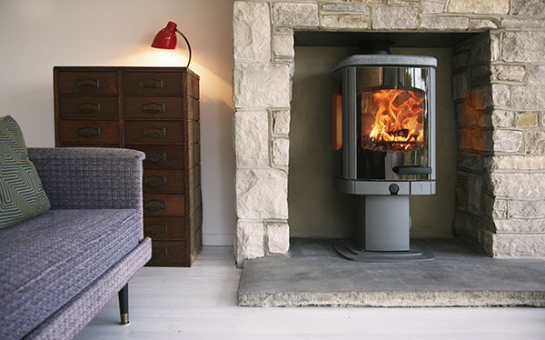 Charnwood Tor-Pico wood-burning stove