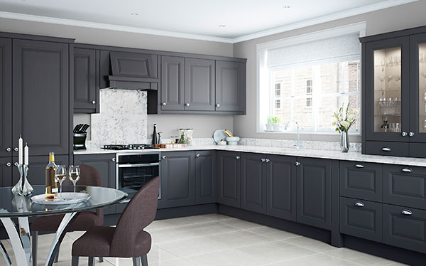 John Lewis Grange kitchen