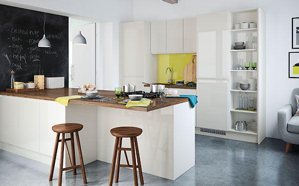 John Lewis Savina kitchen