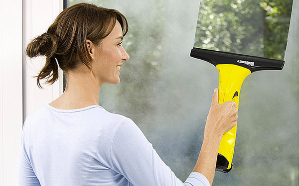 Karcher windows vac