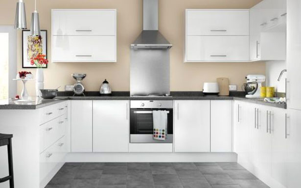 shaped kitchens cover three walls they can be a good way to get a