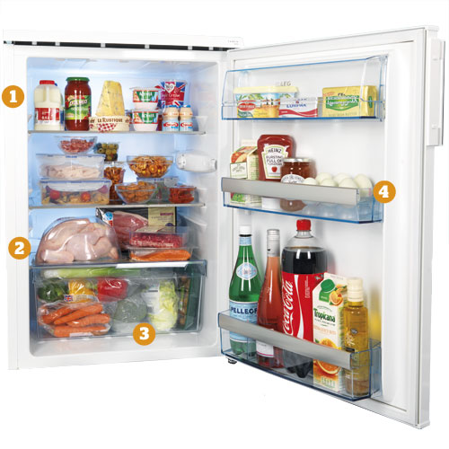 Top Fridge Storage Tips How To Keep Food Fresher For