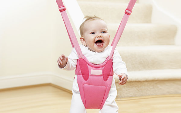Least useful baby products - 1. Door baby bouncer