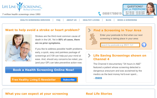 LifeLineScreening