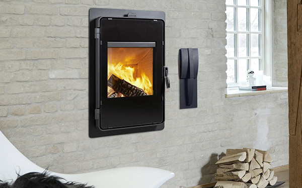 Morso 5460 wall-mounted stove