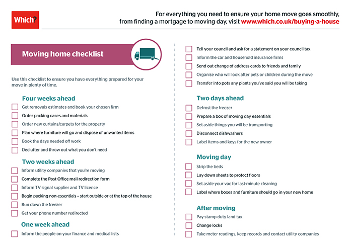Click here to download our moving home checklist
