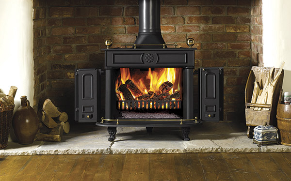 Stovax Regency wood burning stove - Multi Fuel Stoves Vs Wood Burning Stoves - Which?