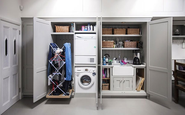 How To Design A Utility Room Which
