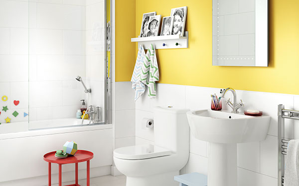 Wickes Avalon bathroom