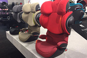 GB Elian-fix car seat