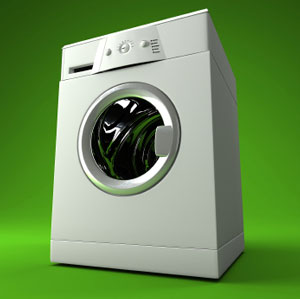 Green washing machine