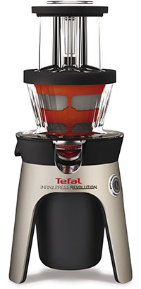 Slow Juicer Tefal : Which? reviews the new Tefal slow juicer - June - 2014 - Which? News