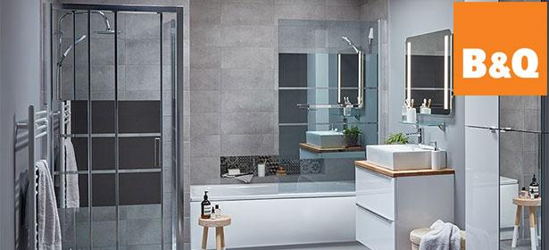BQ Bathrooms Which Extraordinary B And Q Bathroom Design