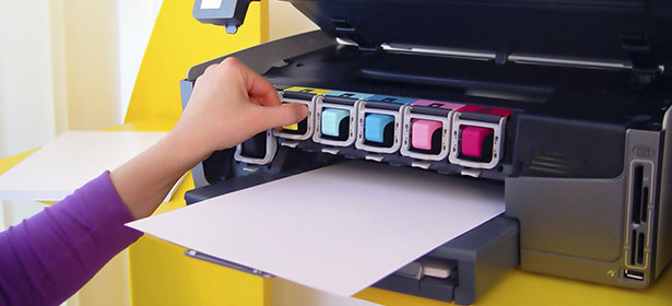 Image result for Discover how to replace your printer ink with cheap cartridges