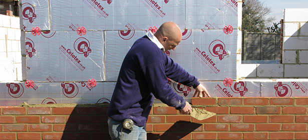 Exceptional Cavity Wall Insulation: Damp Problems