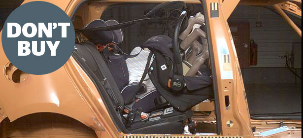 Don't Buy child car seats - Which?