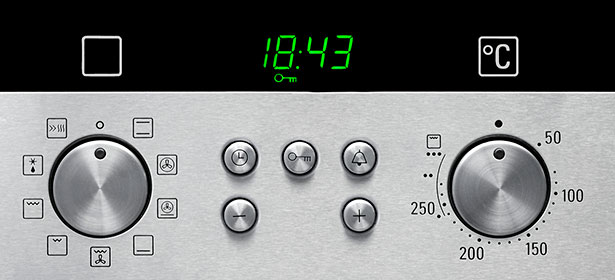 Oven Symbols And Controls Which