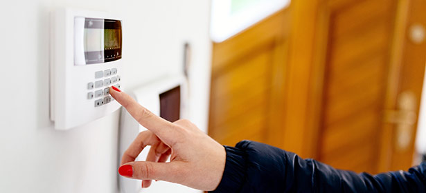 Why a Home Alarm System is More Efficient than a Lock