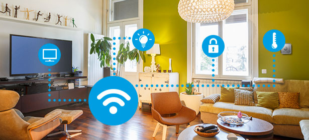 Technology Management Image: Five Ways To Protect Your Smart Home From Hackers