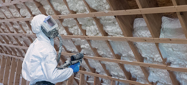 Spray foam insulation which spray foam insulation also called spray foam is an alternative to traditional building insulation thats becoming increasingly popular in the uk solutioingenieria Image collections