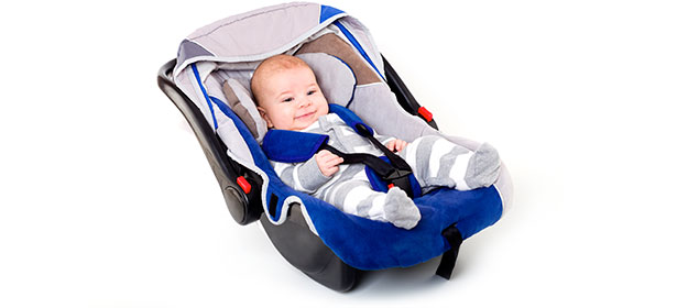 Baby car seats vs child car seats - Which?