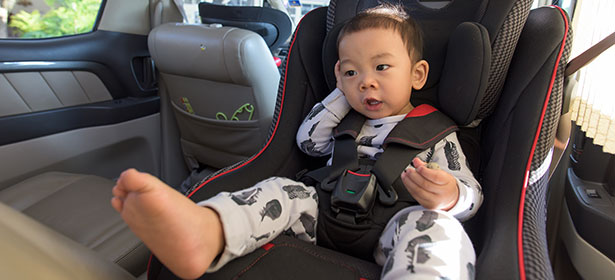 Rear-facing baby car seats: the pros - Which?