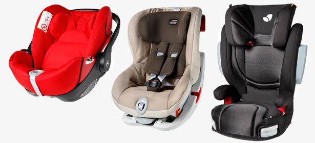 Child car seat guides and advice - Which?