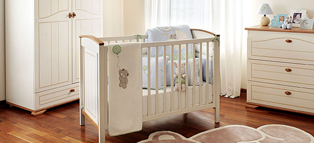 Two Tone Nursery Furniture Sets