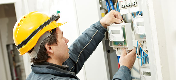 Install Utility Meters : Getting a smart meter installed which
