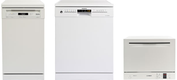 Slimline dishwasher depth 55cm