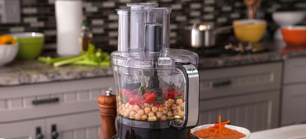 What are the disadvantages of a food processor?