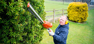 How we test hedge trimmers