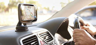 Top five TomTom sat navs