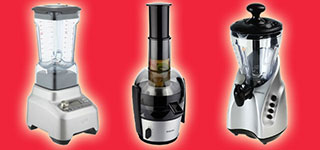 Blender, juicer or smoothie maker?
