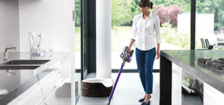 Top five cordless vacuum cleaners