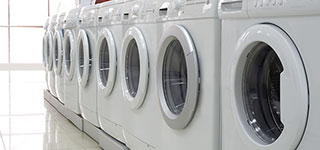 Top five washing machines